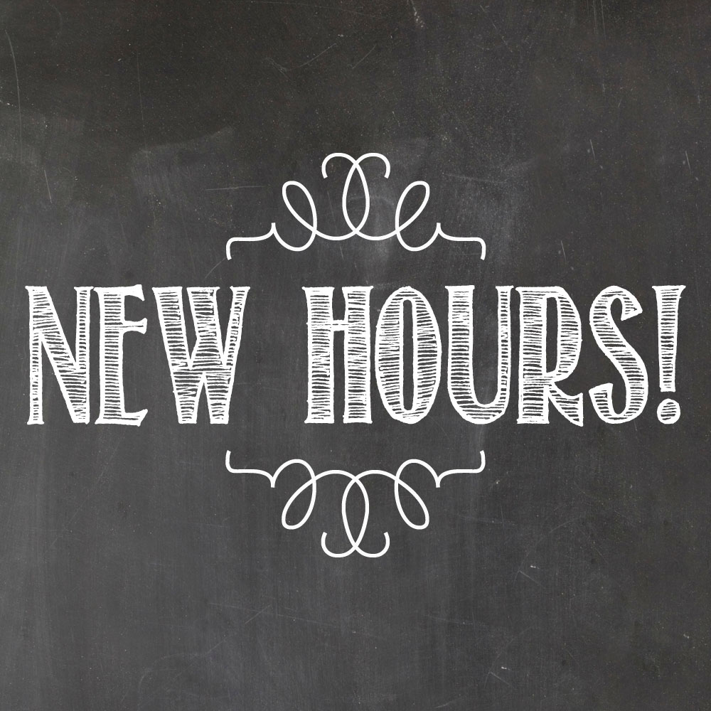 New Hours Beginning November 2 2015 Monmouth Fcu