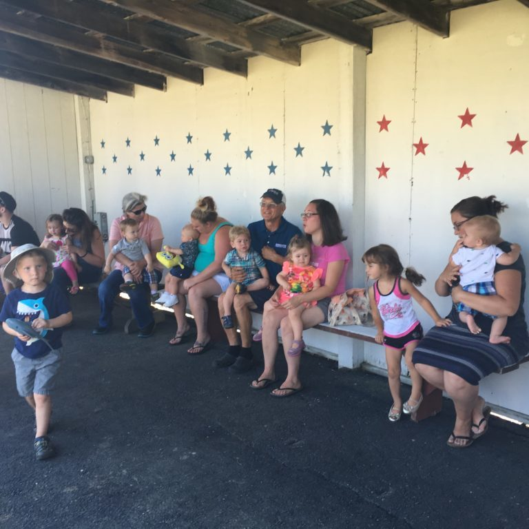 baby show at monmouth fair